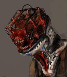 Cagehead by torture-device.deviantart.com on @deviantART