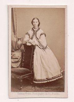 Vintage CDV Empress Maria Feodorovna of Russia Princess Dagmar of Denmark | eBay