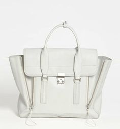 "'Pashli"" Leather Satchel by 3.1 Philip Lim (Reg. $875) Now $524.98 #bag #accessory #fashion"
