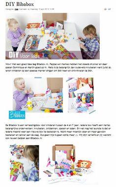 DIY: Blog Bibabox. Lees meer op Dokoh.nl