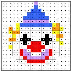 wb kralenplank clown 01.jpg
