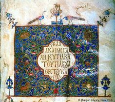 - Images from Medieval and Renaissance Manuscripts - The Morgan Library & Museum Morgan Library, 11th Century, Illuminated Manuscript, Byzantine, Renaissance, Ms, Medieval, Miniatures, Museum