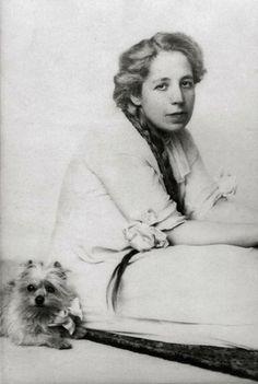 Portrait of Dora Kallmus aka Madame d'Ora, c. 1908