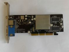 Scheda video ATI Radeon 9200se agp 128 mb,av out,s-video out,vga          #scat6