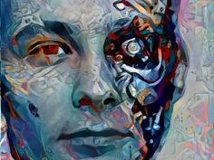 Гд-Ѵ Қґҵҏд • Deep Dream Generator Digital Art, Deep, Painting, Fictional Characters, Painting Art, Paintings, Fantasy Characters, Painted Canvas, Drawings