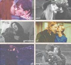 WHY COULDN'T JK ROWLING MAKE SNAPE AND LILY GET MARRIED!!!!!