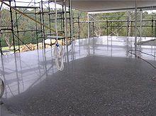 Polished concrete - Wikipedia, the free encyclopedia