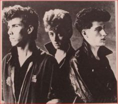 ♫'''STRAY CATS in 1981...☺...'''♫…