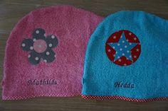 Handtuchturban mit Namen, PedisHandmade, http://de.dawanda.com/product/87563023-handtuchturban-turban-handtuch-mit-motiv