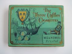 30 Vintage Cigarette tin Auctions on Saturday 10th March