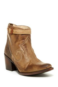 FreeBird by Steve Madden Brick Bootie by Steve Madden