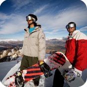 Workouts for Skiers & Snowboarders!!! Gettin' in shape so I can finally hit the slopes!