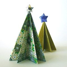 thin paper like wrapping paper is great for origami – use it to make Christmas-themed decorations or to give to friends. You can also cut out pictures of penguins, stars or cartoon characters to decorate dull notebooks – or make decorations for next Christmas.