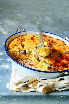 Gratin de macaronis à la milanaise - Larousse Cuisine