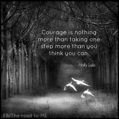 quotes about courage / build your confidence