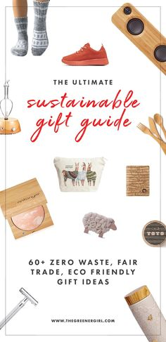 The Ultimate Sustainable Gift Guide 2018 Edition The Greener Girl Eco Friendly Kitchen Eco Friendly Decor Eco Friendly Products Eco Friendly Gifts Eco Friendly Wedding. Surprise Gifts For Him, Bday Gifts For Him, Gifts For Friends, Birthday Gifts, Surprise Ideas, Birthday Bash, Gifts For Her, Sustainable Gifts, Sustainable Living