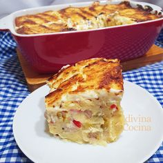 Pan Dulce, Alcohol Free, Quiches, Lasagna, Macaroni And Cheese, French Toast, Dinner, Breakfast, Ethnic Recipes