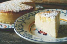Cheesecake de Maçã e Canela
