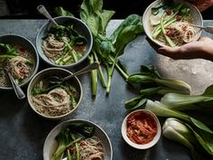 Anna Jones' recipes for four vegan soups   The modern cook   Life and style   The Guardian