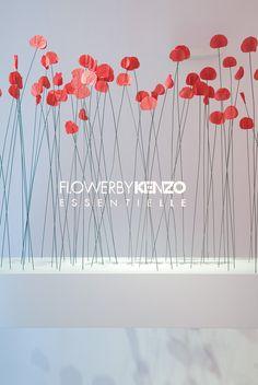 Kenzo / Lancement Presse Flower By Kenzo Essentiel