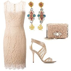 """Dolce & Gabbana"" by amanda-chastinet on Polyvore"