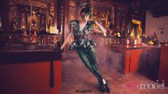 Asia's Next Top Model, Chinese Zodiac Photoshoot: Snake