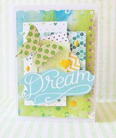 #card #cardmaking #dream #piatektrzynastego #bobunny #meandmybigideas #mambi #sajcia