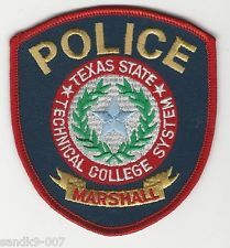 Texas State Technical College Police