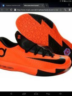 reputable site 63278 059e7 Authentic Nike KD VI Total Orange Armory Slate-Team Orange-Armory Blue For  Wholesale