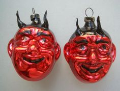 devil ornaments
