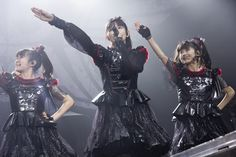 BABYMETAL Live in Manchester Day 2 - Imgur