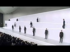 I want this collection in my closet ¡What a fucking genius Kris Van Assche is!