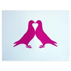 Paul Farrell - Pigeon Fancier Pink, 21 x 16 cm