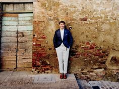 Virtually no one knows Umbria like Brunello Cucinelli, whose whisper-weight cashmere scarves and fine-gauge sweaters speak of his deep respect for the region and its people.