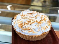 Lemon meringue pie (gluten free)  #cake #cakes #sponge #spongecake #thecakeshop #cakeshop #thecakeshoppembroke #pembroke #pembrokeshire #Pembs #buttercream #buttericing #icing #pastry #pastrychef #welsh #wales #British #glutenfree #glutenfreecake #lemon #lemonmeringue #lemonmeringuepie #pie #meringue Butter Icing, Lemon Meringue Pie, Gluten Free Cakes, Free Products, Cake Shop, Sponge Cake, Welsh, Glutenfree, British