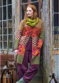 """Sweater """"Hong Kong"""" from felted wool 66206-31d.jpg"""