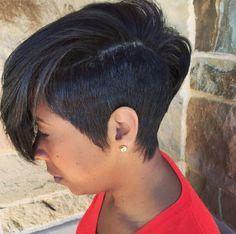 Cute! style by @khimandi - http://community.blackhairinformation.com/hairstyle-gallery/short-haircuts/cute-style-khimandi/