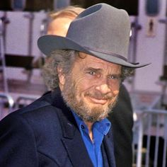 Music: Revisit Merle Haggard's sweet induction into the Country Music Hall of Fame Classic Country Artists, Country Music Artists, Country Music Stars, Country Singers, Outlaw Country, Honky Tonk, Willie Nelson, Billboard Music Awards, Dancing With The Stars