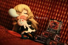 Take a nap with Black Rock Shooter's Chariot! Photography by Dexter Suerte Alimagno