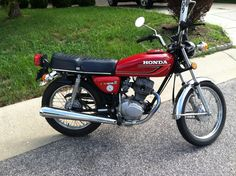 1979 Honda cb125, got one of these in the garage doing nothing, hmmm.