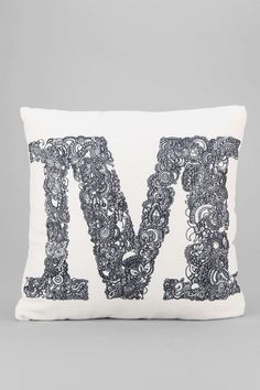 Martin Bunyi For DENY Isabet Pillow