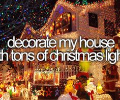 If I ever have a house!!!