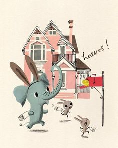 Nicola Slater   love these characters! color are so sweet..