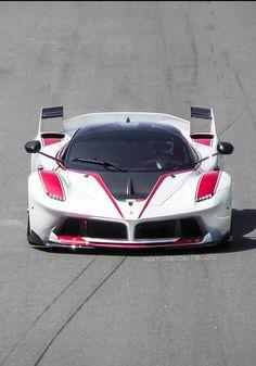 Ferrari La Ferrari FXX-K Racer