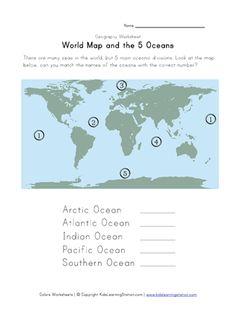 Geography Worksheets, Sequencing Worksheets, Map Worksheets, Social Studies Worksheets, 2nd Grade Worksheets, Free Kindergarten Worksheets, Science Worksheets, Free Printable Worksheets, Worksheets For Kids