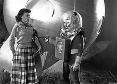 1951 ... 'The Man from Planet-X'