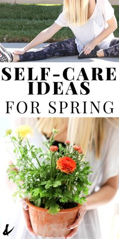 These ideas will inspire you to take time for yourself this spring. Most of these can be done at home (some include the kids!) but these activities are the perfect way to work in a little me-time and self care to those beautiful spring days. Different Types Of Books, Combination Skin Care, Positive Mental Health, Like A Mom, Family Days Out, Johnson And Johnson, Life Is Hard, Spring Day, Working Moms