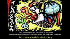 """El Subcomandante Marcos descubre su cara hacia el mundo Emiliano Zapata - General en jefe del Ejército Libertador del Sur enumera una parte de los capítulos del Manifiesto. The Subcomandante Marcos reveals his face at the world. Emiliano Zapata, General in chief of Liberation Army of the South enumerates part of the Manifesto Música: """"EZLN: Para Tod@s Todo""""- Manu Chao Video por tlaxcalavideo youtube.com/user/tlaxcalavideo"""