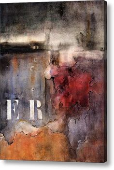 Wall Acrylic Print By Agnes Trachet