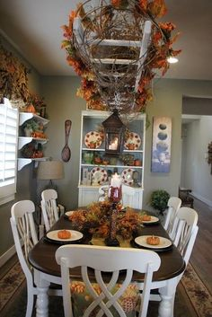 Inspiring Fall Decor Ideas | Just Imagine - Daily Dose of Creativity